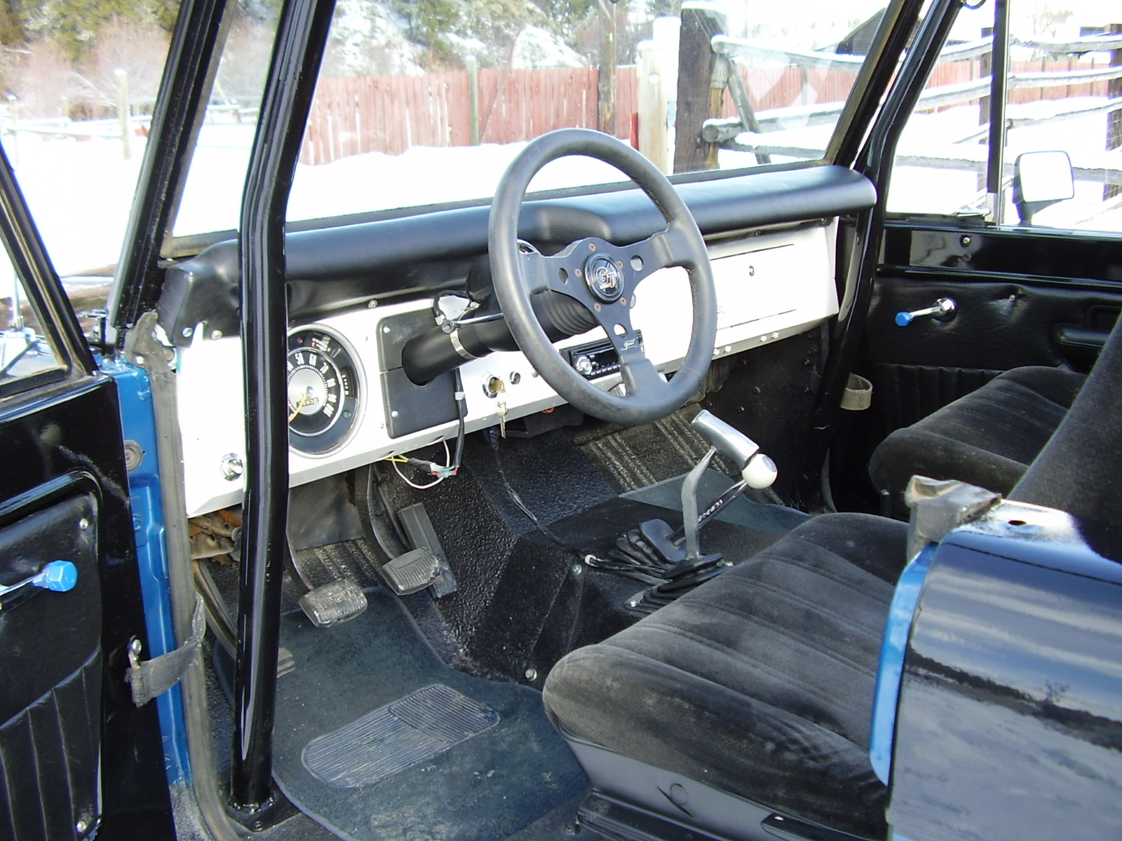 Restorationspg2 1969 Bronco Wiring Diagram 1973